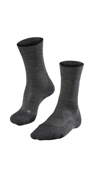 Falke TK 2 Wool Calze grigio